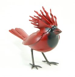 Don King Cardinal by Charles McBride White (Bronze Sculpture) | American Artwork