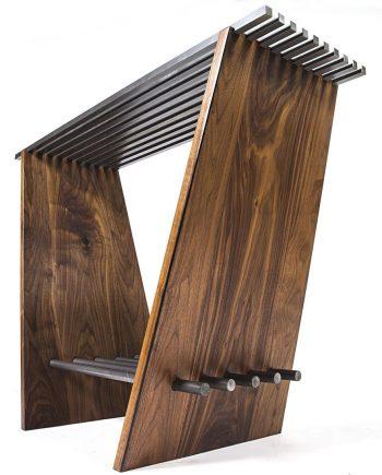 Locksaw Console by Wes Walsworth (Custom Furniture) | American Artwork