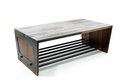 Renegade Coffee Table by Wes Walsworth (Custom Furniture) | American Artwork