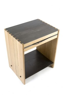 Roy Side Table by Wes Walsworth (Custom Furniture) | American Artwork