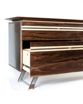 Stratus Credenza by Wes Walsworth (Custom Furniture) | American Artwork
