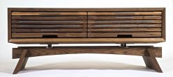 Stratus Media Console by Wes Walsworth (Custom Furniture) | American Artwork