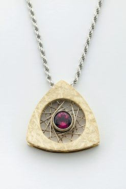 Pendant by Marie Scarpa from American Artwork