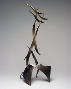 Upward Thrust by Charles McBride White (Bronze Sculpture) | American Artwork