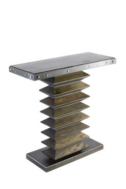Zig Zag Console by Wes Walsworth (Custom Furniture) | American Artwork
